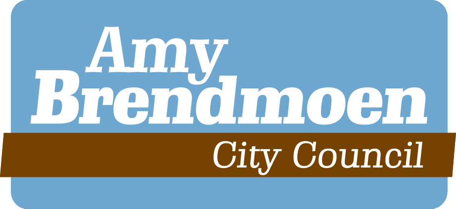 Amy Brendmoen for Ward 5